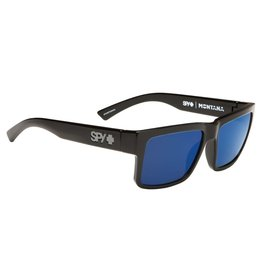 Spy Optic Spy Montana Black Gray Green Polarized Happy Lens Sunglasses