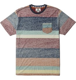 Vissla Vissla Washed Out Boys Crew T-Shirt