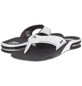 Reef Reef Fanning Mens Sandals Grey/White