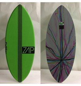 "Zap Zap Fuse 54"" EGlass-Carbon Stringer Skimboard"