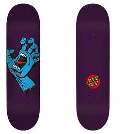 Santa Cruz Santa Cruz Minimal Hand EightTeam 8.375 Skateboard
