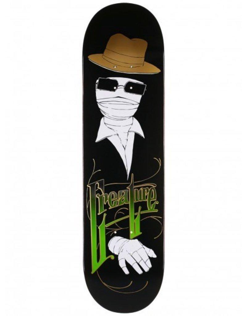 Creature Creature invisible Man Resurrection 8.25 Skateboard