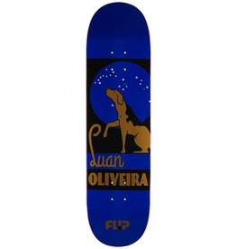 Flip Flip Oliveira Weirdo Series Pro 8.13 Skateboard