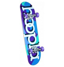 Hoopla Assy Hoopla Purple Camo 7.5 Complete Skateboard