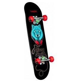Hoopla Hoopla Alana Smith Wolf 7.5 Complete Skateboard