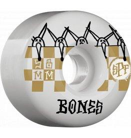 Bones Bones Skatepark Formula 58mm 81b Skateboard Wheels