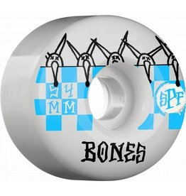 Bones Bones Tiles Skatepark Formula 54mm 84b Skateboard Wheels