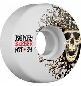 Bones Berger Medusa Street Tech 54mm V3 Skateboard Wheels