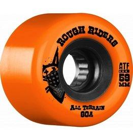Bones Bones Rough Riders Orange 59mm Skateboard Wheels
