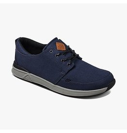 Reef Reef Rover Low Mens Shoes Navy/Grey Size 10