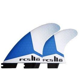 FCS FCS 2 JS PC Medium Tri-Quad Surfboard Fins