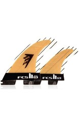 FCS FCS II FW PC Carbon Medium Tri-Quad Surfboard Fins