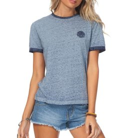 Rip Curl Rip Curl Classic Surf Ringer Tee Womens