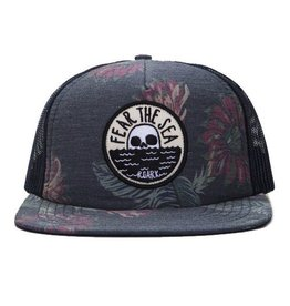 Roark Roark Revival FEAR THE SEA MESH SNAPBACK Hat