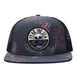 Roark Roark Revival FEAR THE SEA MESH SNAPBACK Hat