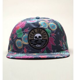Roark Roark Fear The Mangoli Multi Color Hat