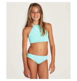 Billabong Billabong Girls Sol Searcher Hi Neck Swim Set