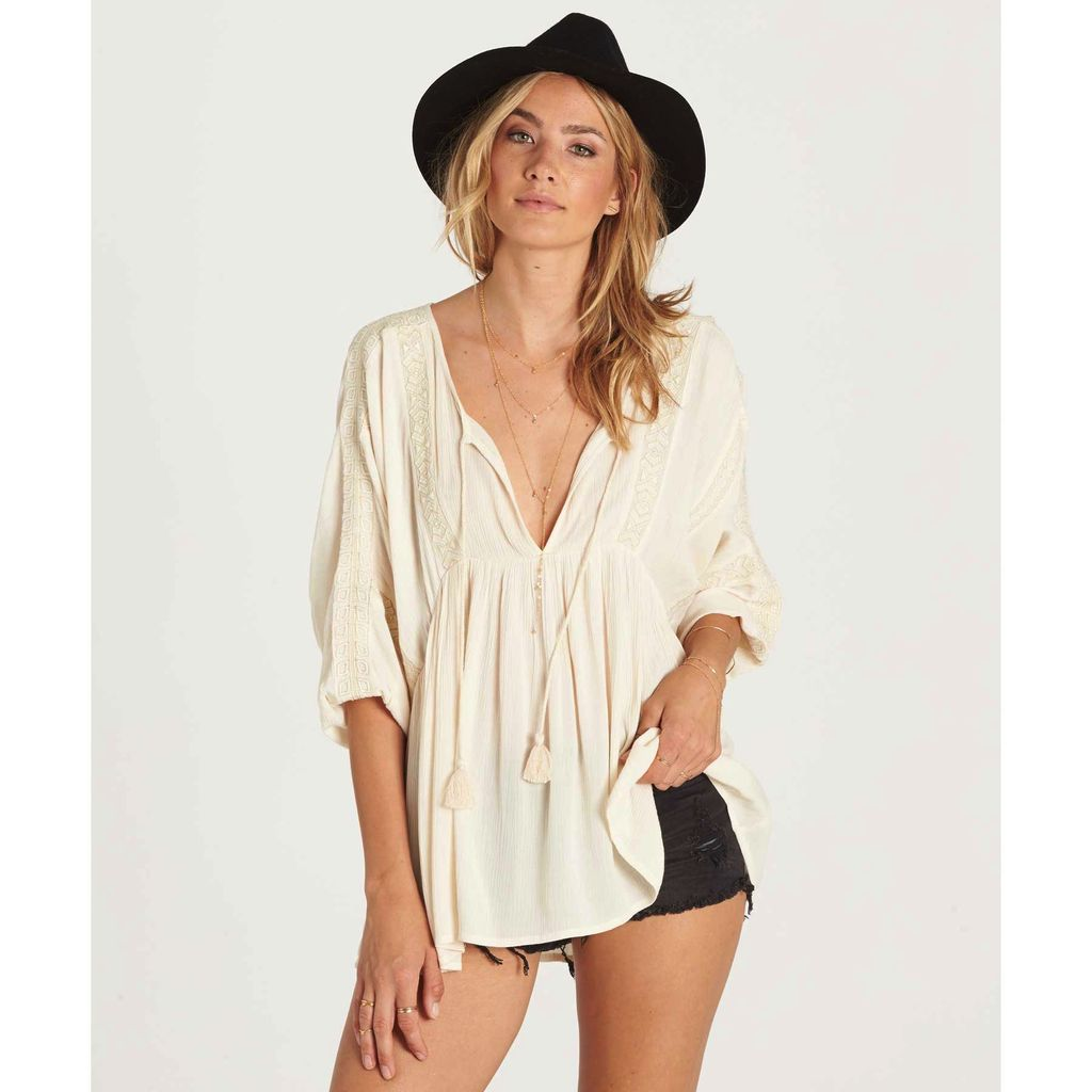 Billabong Billabong Womens Gold Dust Top