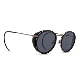 Von Zipper Vonzipper Empire Black/Grey Sunglasses