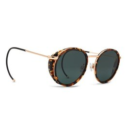 Von Zipper Vonzipper Empire Tortoise Sunglasses