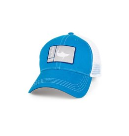 COSTA Costa Original Patch Marlin Hat Costa Blue-White