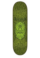 Creature Creature Cyclops Resurrection Team Skateboard Deck 8.375in x 32in