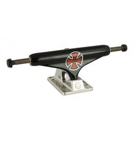 Independent Trucks Independent 144 Stage 11 Hollow Wes Kremer Speed Black Silver Skateboard Trucks