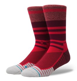 Stance Stance Meara Crew Socks Red