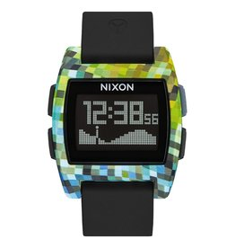 Nixon Nixon  Base Tide 38mm Riffe Digi-Tek Camo Watch