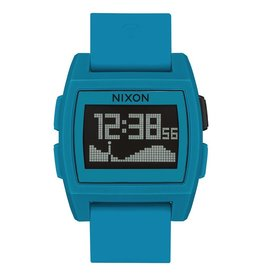 Nixon Nixon Base Tide Watch Blue Resin