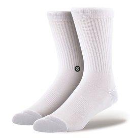 Stance Stance Icon Socks White