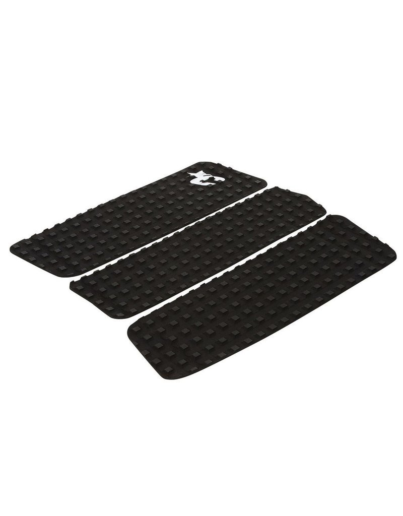 Creatures of Leaisure Creatures of Leisure Front Deck Black Traction Pad