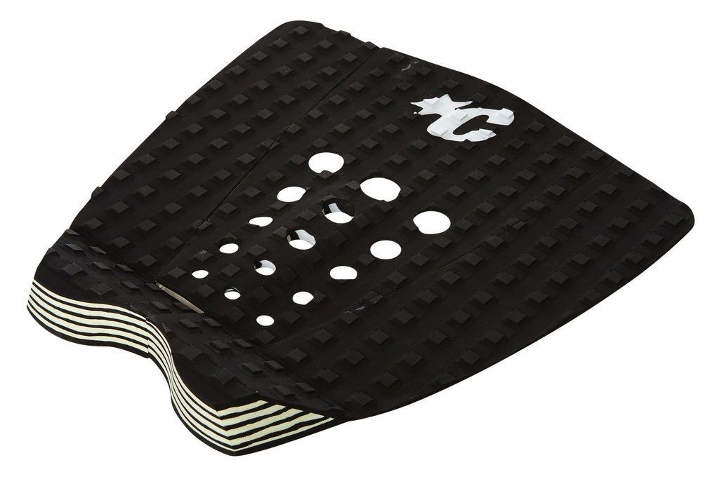 Creatures of Leaisure Creatures of Leisure Mitch Coleburn Black Surfboard Traction Pad