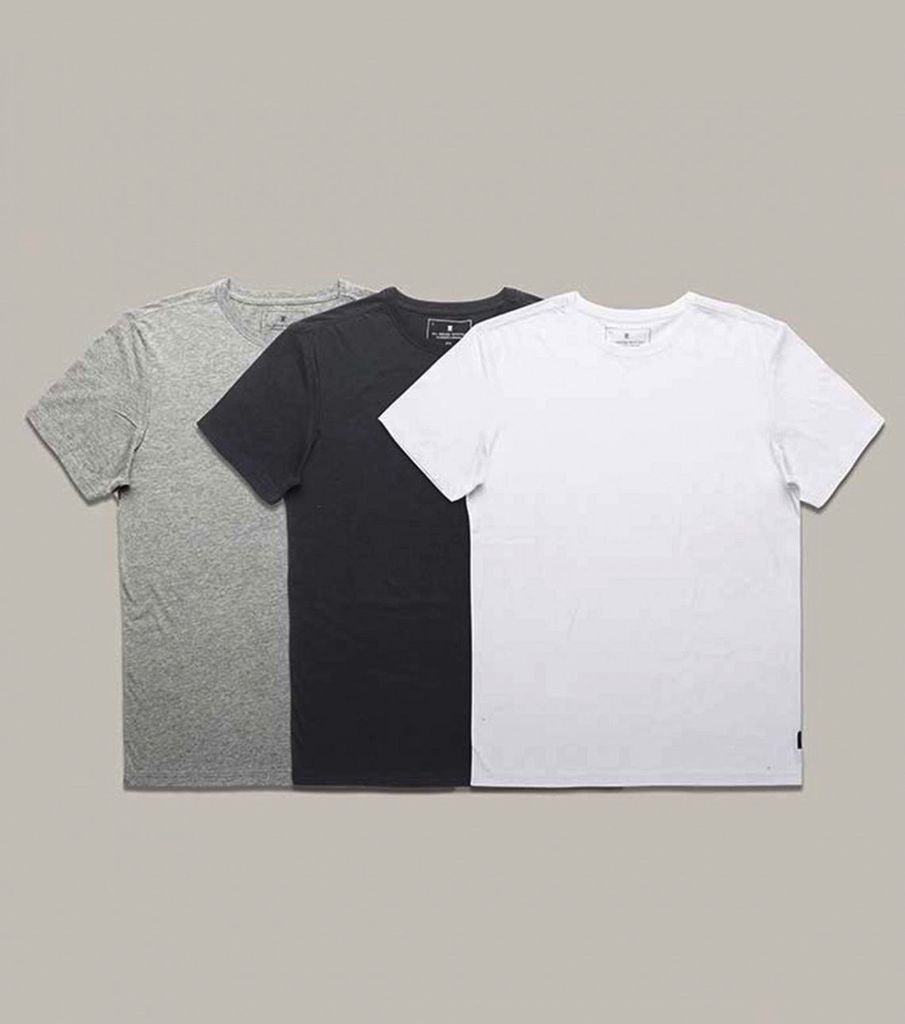 Roark Roark Revival 3-Pack Rat Tees