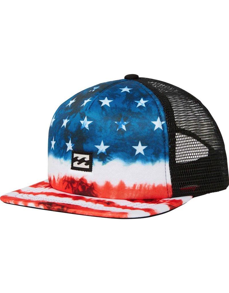 Billabong Billabong Boys Riot Trucker Hat USA