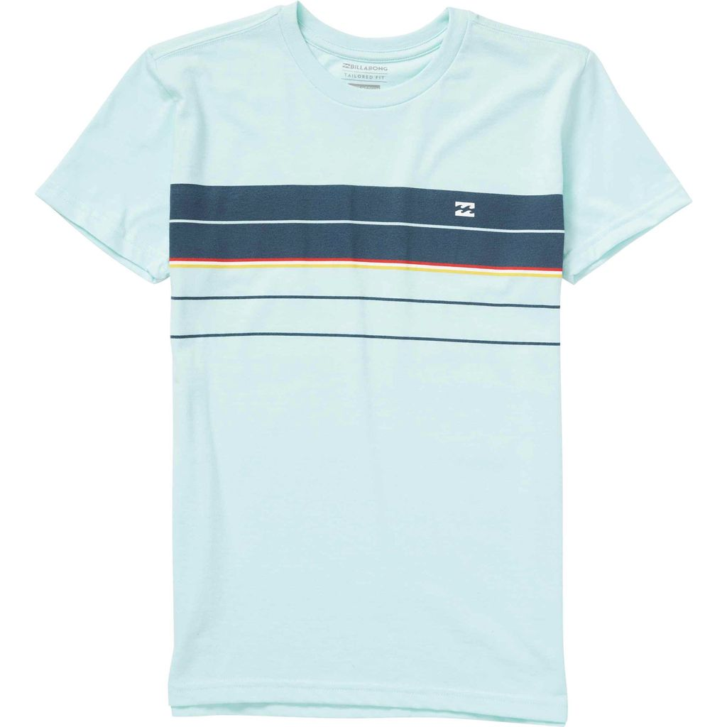 Billabong Billabong BOYS' LO TIDE SPINNER TEE