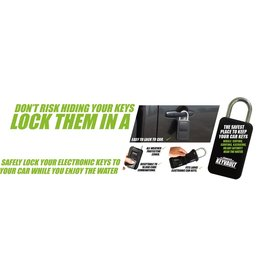 KanuLock Kanulock Keyvault 105 Key Storage Lock Box