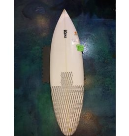 "Lopez Surfboards Shea Lopez 6'1"" Silver Ghost Shortboard"
