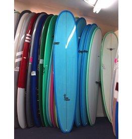 PIT Pit Surf Shop Da Boss 9'0 Blue Longboard Surfboard