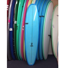 PIT Pit Surf Shop El Bandito Blue 7'6 Fun Shape Surfboard