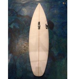 """JS Industries JS Hippee 5'10"""" 19 x 2 3/8  27.9L FCS II Thruster Surfboard"""