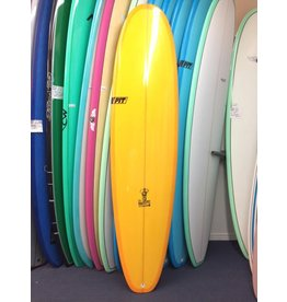 PIT Pit Surf Shop El Bandito Orange 7'6 Fun Shape Surfboard