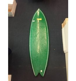 """7S USED 5'6"""" Fish Surfboard"""