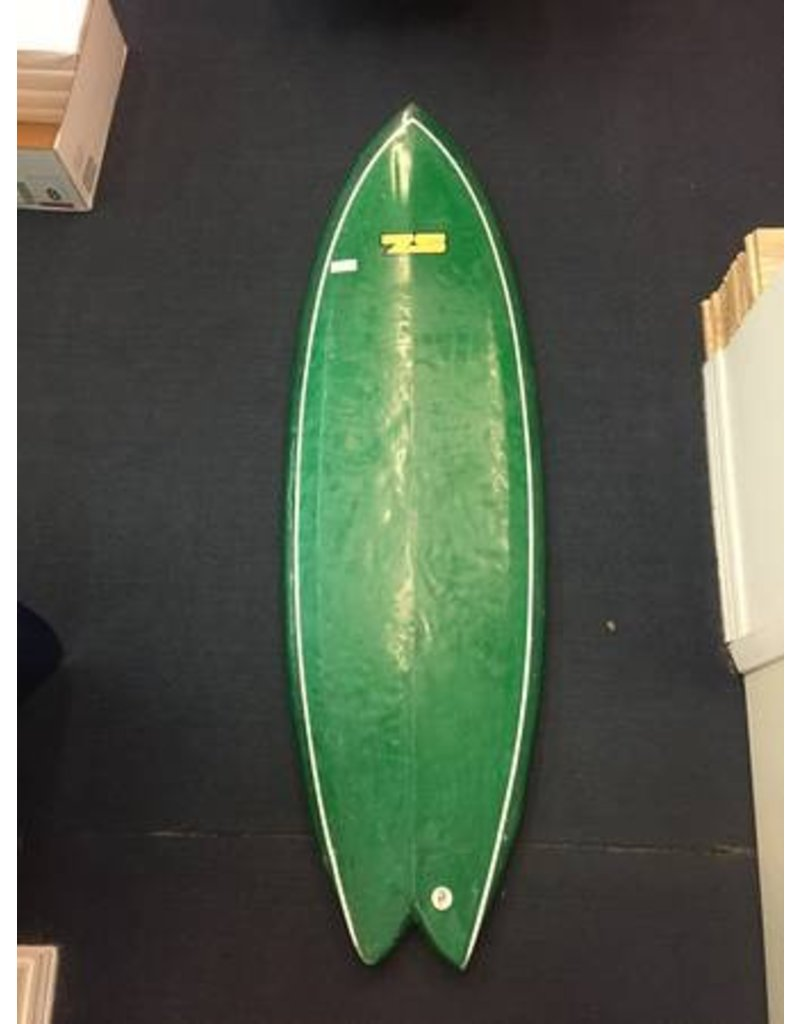 "7S USED 5'6"" Fish Surfboard"
