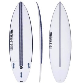 JS Industries JS HYFI Monsta Box 5'8 Shortboard