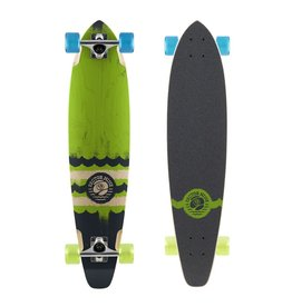 Sector 9 Sector 9 HIGHLINE COMPLETE - GREEN CR17AT17C-GRN-345