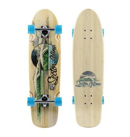 Sector 9 Sector 9 BAMBOOZLER COMPLETE - 2017 B17AT03C-GRN-315