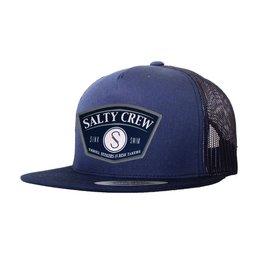 Salty Crew Salty Crew Sergeant Trucker Hat Navy