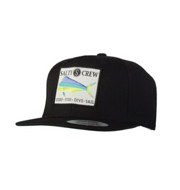 Salty Crew Salty Crew Mahi Hat Black