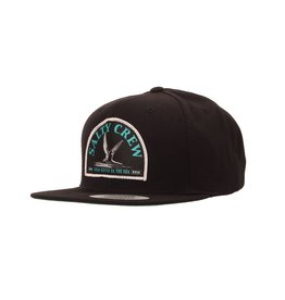 Salty Crew Salty Crew Tern Bird Hat Black